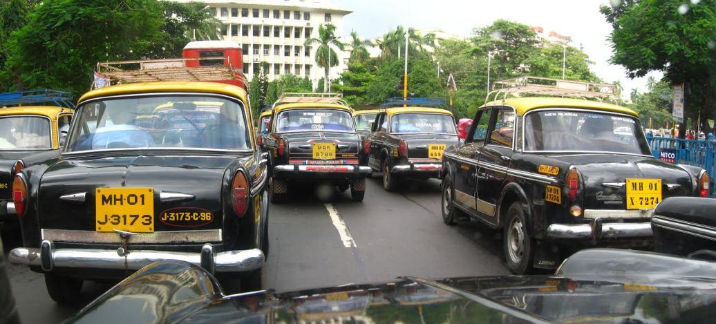 Mumbai taxis