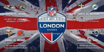 2017 NFL London Games
