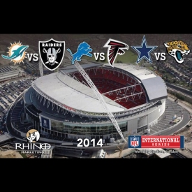 2014 London NFL Games