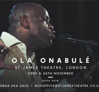 Ola Onabulé - London