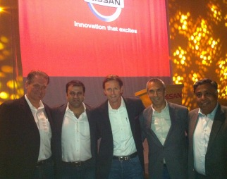 Nissan India Launch