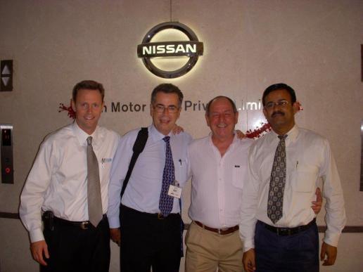 Nissan India