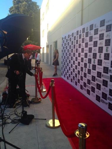 Infiniti Red Carpet - Beverly Hills