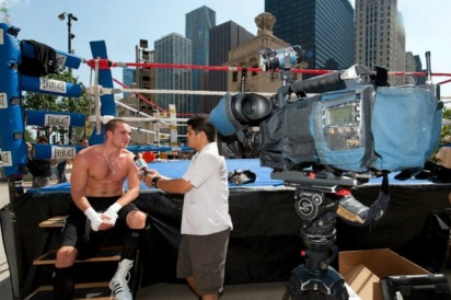 Mike Lee Boxing - Chicago