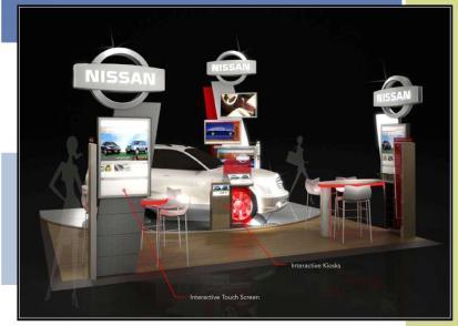 Nissan India Virtual Showroom