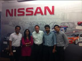 Nissan India Student Brand Manager Program