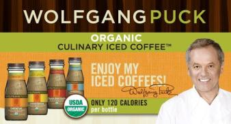 Wolfgang Puck Iced Coffee