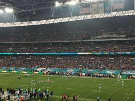 Saints v Dolphins