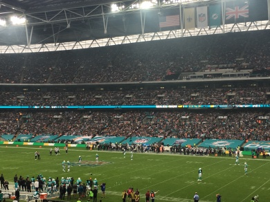 Saints v Dolphins