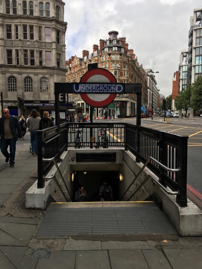 The daily commute to RhinoUK