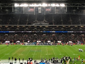 Seahawks VS Raiders in London
